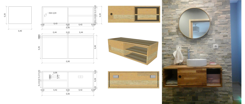 conception mobilier prestation sur mesure