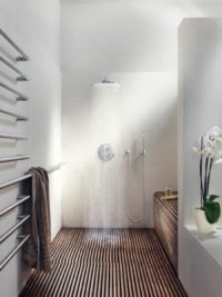 salle de bain japonisante