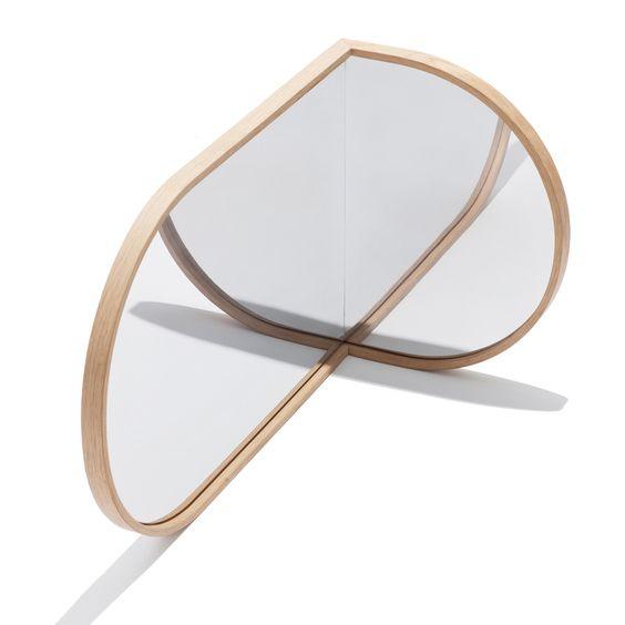 miroir d'angle