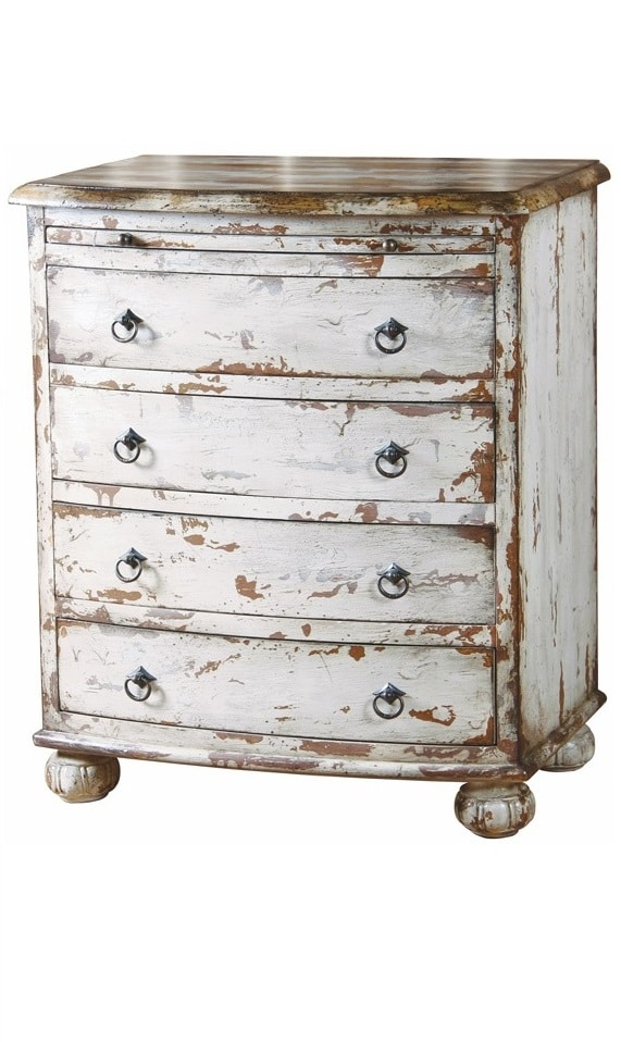 commode brute shabby chic