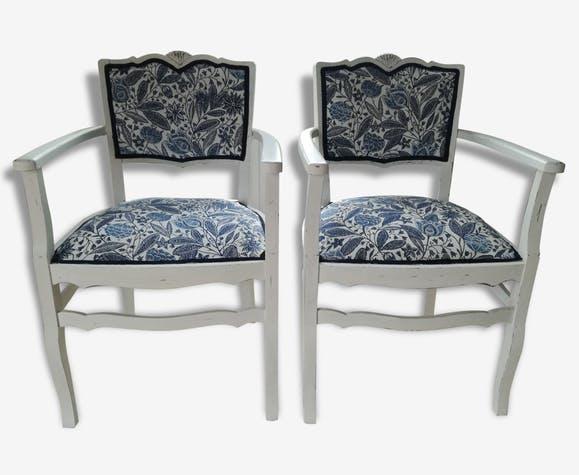 fauteuils velours
