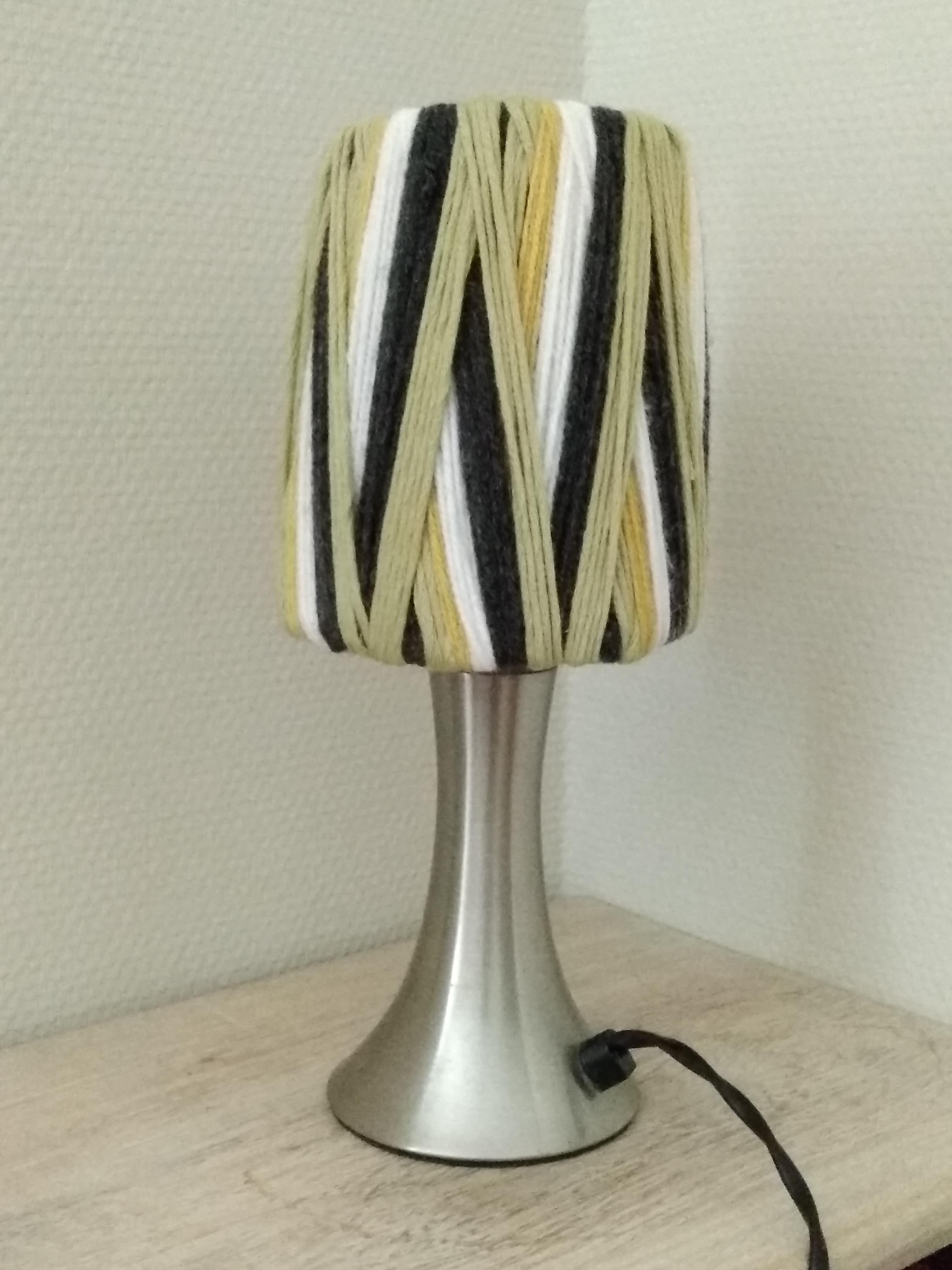 Lampe style seventies