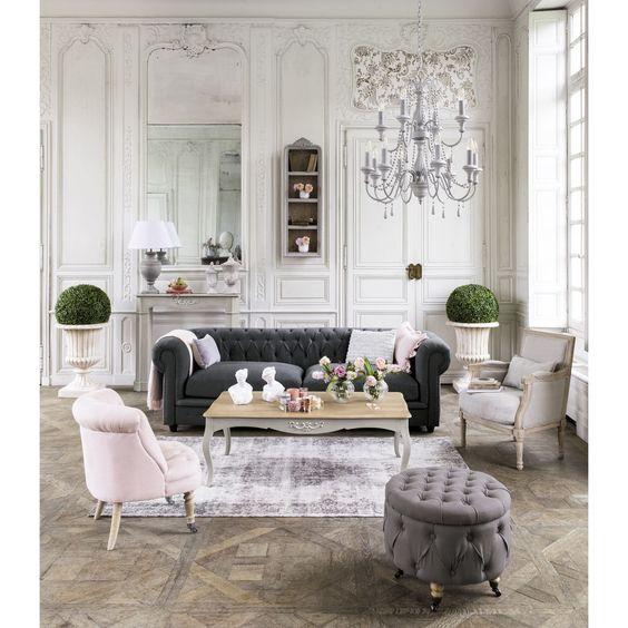 Salon style classique
