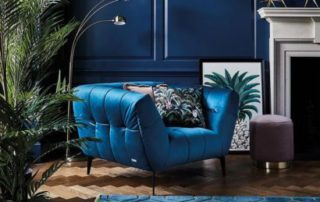 Classic Blue en décoration intérieure