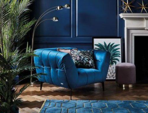 Le classic blue, couleur tendance en 2020