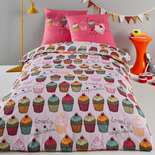 linge de lit gâteaux