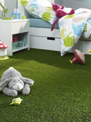 Moquette effet herbe