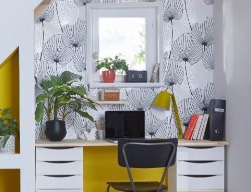 Aménager un espace de travail chez soi: quelques astuces