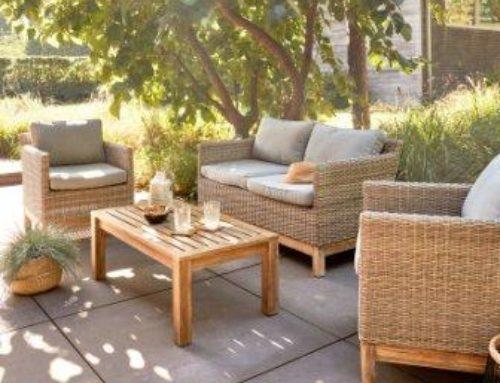 Salon de jardin pour l'été, lequel choisir?